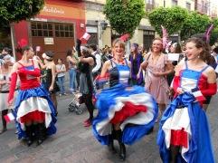 2012 : première année de French Cancan