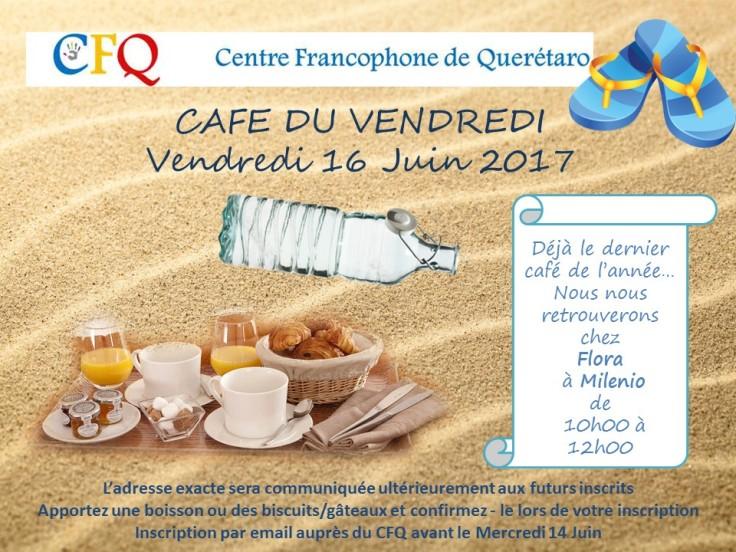 20170616 Café du Vendredi 16 Juin 2017