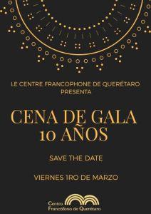 affiche 10 ans gala avec logo2