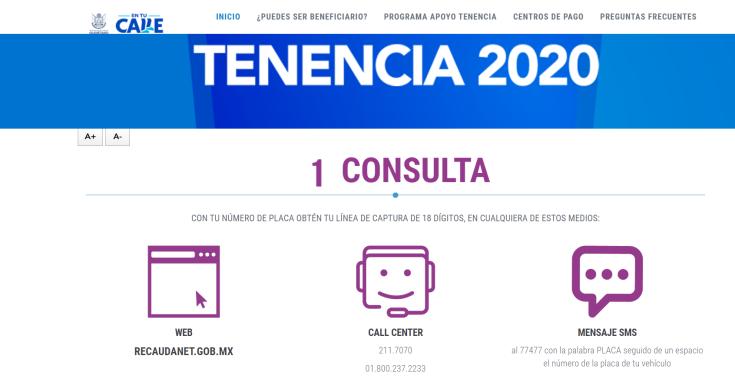 Tenencia 2020 (2)